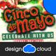 Cinco De Mayo Celebration Flyer Template