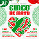 Cinco de Mayo party poster - GraphicRiver Item for Sale