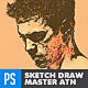 Photo to Sketch/Drawing Action - SketchMaster - GraphicRiver Item for Sale