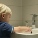 Young Child Washing Hands - VideoHive Item for Sale