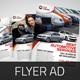 Automotive Car Sale Rental Flyer Ad v2 - GraphicRiver Item for Sale