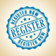 Register Stamp - GraphicRiver Item for Sale