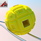 Roll Ball (yellow)