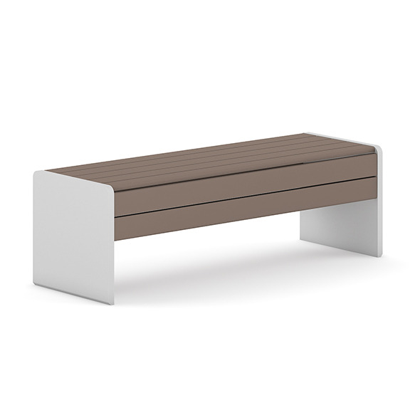 Wooden Bench 6 - 3DOcean Item for Sale