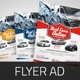 Automotive Car Sale Rental Flyer Ad - GraphicRiver Item for Sale