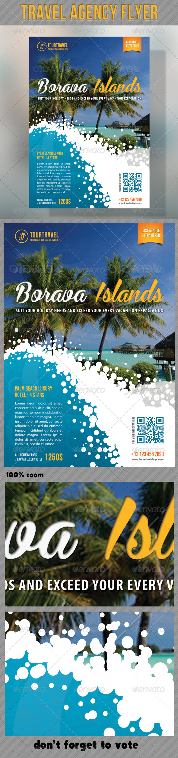 Travel Agency Corporate Flyer 11 - Holidays Events