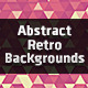 Abstract Retro Backgrounds - GraphicRiver Item for Sale