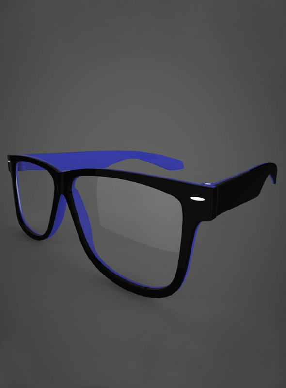 Specs 3d Model - 3DOcean Item for Sale
