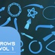 3D Arrow Pack vol 01 - VideoHive Item for Sale