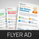 Multipurpose Business Flyer Template Vol.9 - GraphicRiver Item for Sale