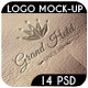 Photorealistic Logo Mock-Up Bundle - GraphicRiver Item for Sale