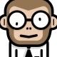 Crazy Monkey Logo - GraphicRiver Item for Sale