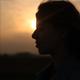 Girl Looking Ahead 3 - VideoHive Item for Sale