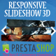 Responsive Slideshow 3D Cube - CodeCanyon Item for Sale