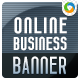 Online Business Banner Set - GraphicRiver Item for Sale