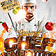 Chef Food Contest Flyer PSD - GraphicRiver Item for Sale