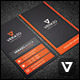 Stylish & Modern Business Card 21 - GraphicRiver Item for Sale