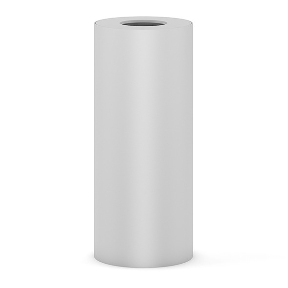 Round Recycle Bin 2 - 3DOcean Item for Sale