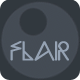 Flair - One Page Responsive HTML5 Template  Nulled