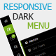 Puerto - Responsive Dark Navigation Menu - CodeCanyon Item for Sale