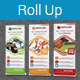 Multi-Purpose Business Roll-Up Banner Vol-13 - GraphicRiver Item for Sale