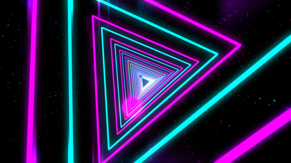 VJ Tunnel by HK_graphic | VideoHive