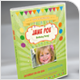 Kids Birthday Party DVD Covers - Volume 02 - GraphicRiver Item for Sale