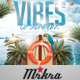 Summer Vibes Flyer Template - GraphicRiver Item for Sale