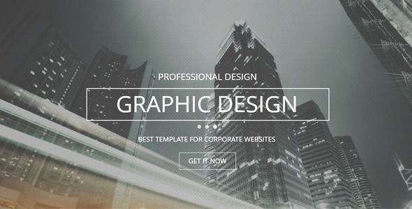 Classic - Multi-purpose Muse Template - Corporate Muse Templates