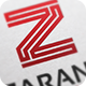 Zarano Logo Template - GraphicRiver Item for Sale