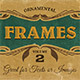 Ornamental Frames Vol.2 - GraphicRiver Item for Sale