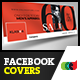 Promotional Facebook Cover 2 - GraphicRiver Item for Sale