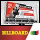 Concert Billboard 1 - GraphicRiver Item for Sale