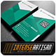 IntenseArtisan Business Card Vol.61 - GraphicRiver Item for Sale
