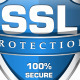 SSL Protection Secure Shield Icon - GraphicRiver Item for Sale