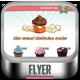 grandeur restaurant flyer V3 - GraphicRiver Item for Sale