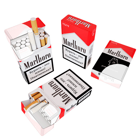Cigarette - 3DOcean Item for Sale