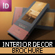 Interior Decor Brochure Design - GraphicRiver Item for Sale