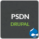 Psdn - Responsive Marketing Drupal Theme - ThemeForest Item for Sale