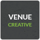 Venue - Creative And Flat Responsive Landing Page - ThemeForest Item for Sale