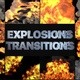 Explosion Transitions | Motion Graphics - VideoHive Item for Sale