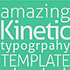 Kinetic Typography Easy Motions Vol 1 - VideoHive Item for Sale