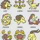 Zodiac Icons Sketch - GraphicRiver Item for Sale