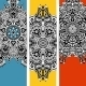 Abstract Ethnic Banner - GraphicRiver Item for Sale