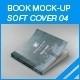 Soft Cover 04 Mock-up - GraphicRiver Item for Sale