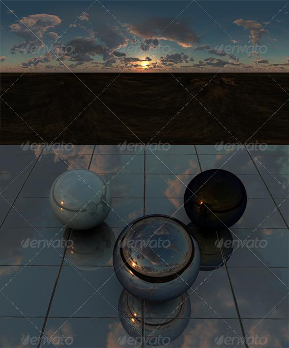 Desert 110 - 3DOcean Item for Sale