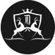 Deer King Logo Template v.2 - GraphicRiver Item for Sale
