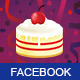 Birthday Banners | Facebook Timeline Cover - GraphicRiver Item for Sale