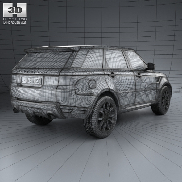 Land Rover Range Rover Sport Autobiography 2013 By