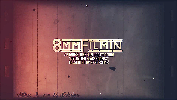 After effects vintage picture 783